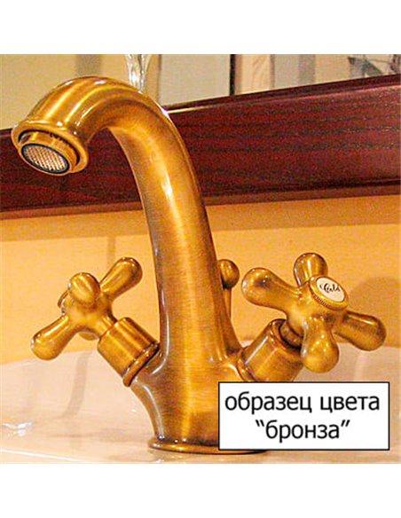 Nicolazzi jaucējkrāns vannai ar dušu Classica Lusso 1400 BZ 78 - 2