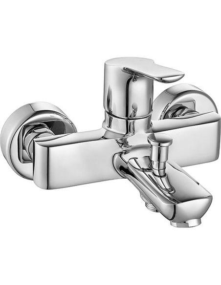 E.C.A. jaucējkrāns vannai ar dušu Luna 102102450EX - 1
