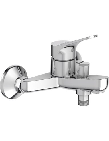 Jacob Delafon jaucējkrāns vannai ar dušu Brive E75766-CP - 1