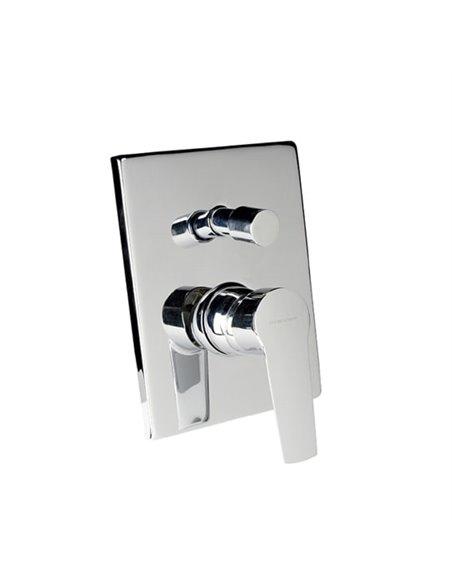 Clever jaucējkrāns vannai ar dušu Agora Elegance 98735 - 1