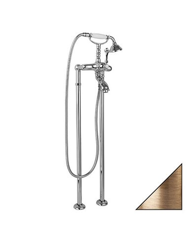 Cezares jaucējkrāns vannai ar dušu Margot MARGOT-VDP-02-M - 1