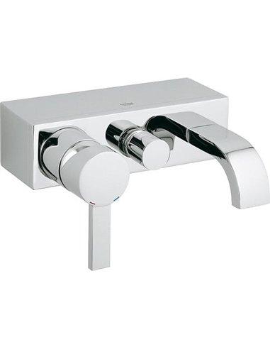 Grohe jaucējkrāns vannai ar dušu Allure 32826000 - 1