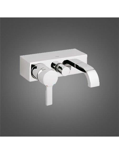 Grohe jaucējkrāns vannai ar dušu Allure 32826000 - 2
