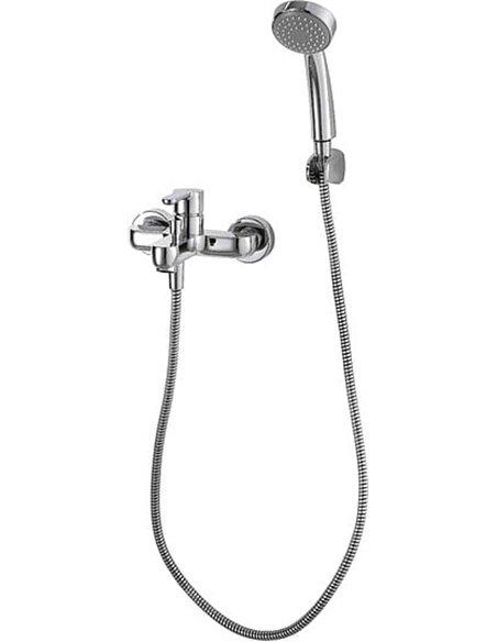 Bravat jaucējkrāns vannai ar dušu Stream F63783C-B - 2