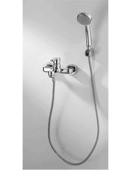 Bravat jaucējkrāns vannai ar dušu Stream F63783C-B - 3
