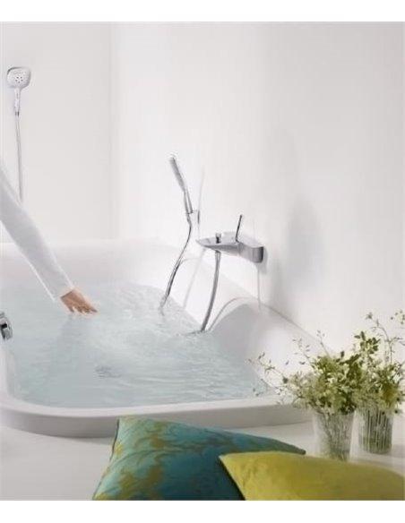 Hansgrohe jaucējkrāns vannai ar dušu PuraVida 15472000 - 2