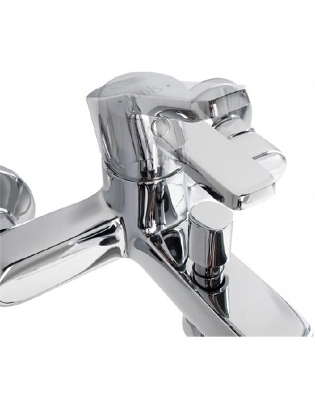 Iddis jaucējkrāns vannai ar dušu Sena SENSB00I02WA - 3