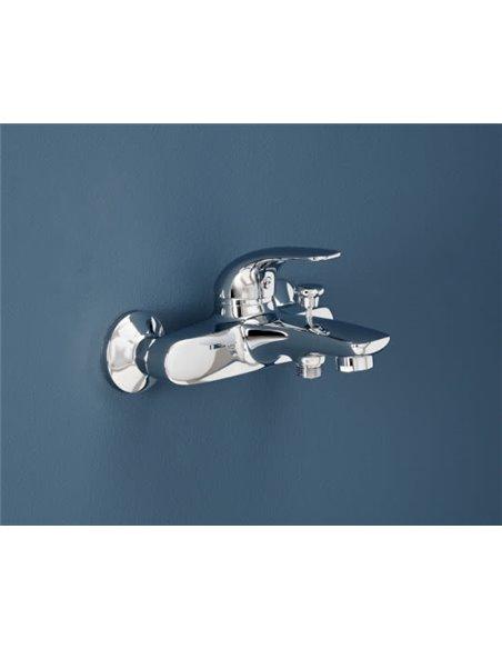 Aquanet jaucējkrāns vannai ar dušu Cobra SD90361 - 2