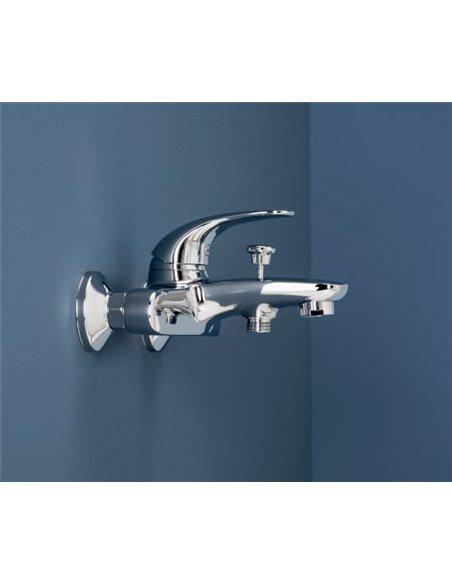 Aquanet jaucējkrāns vannai ar dušu Cobra SD90361 - 3