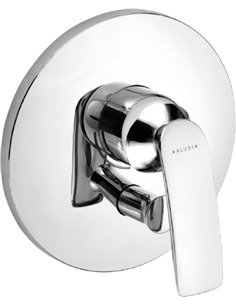 Kludi jaucējkrāns vannai ar dušu Balance 526500575 - 1