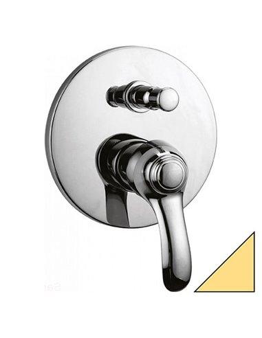 Cezares jaucējkrāns vannai ar dušu Lira VDIM-03 - 1