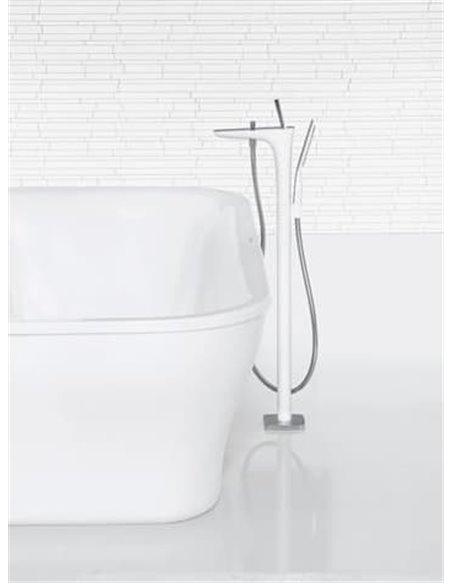 Hansgrohe jaucējkrāns vannai ar dušu PuraVida 15473400 - 4