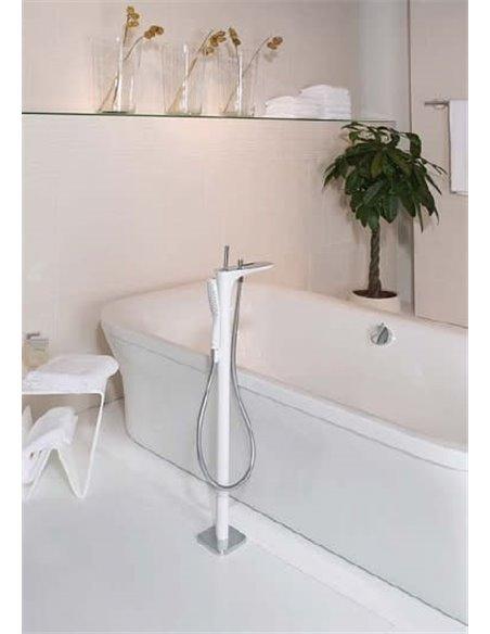 Hansgrohe jaucējkrāns vannai ar dušu PuraVida 15473400 - 8
