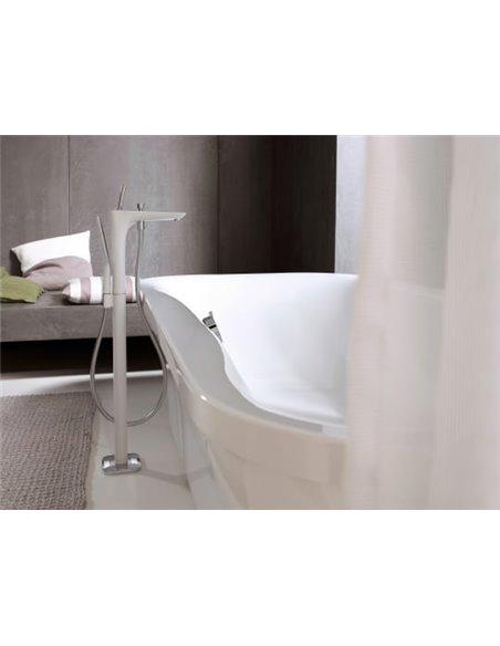 Hansgrohe jaucējkrāns vannai ar dušu PuraVida 15473400 - 10