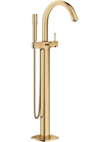 Grohe jaucējkrāns vannai ar dušu Grandera 23318GL0 - 1