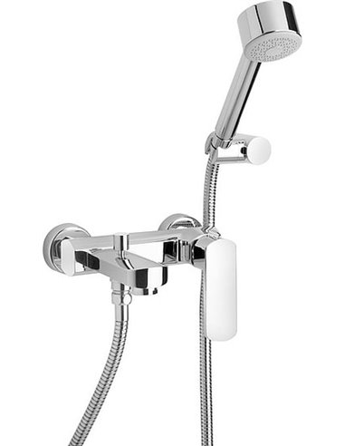 Paini jaucējkrāns vannai ar dušu Ovo 86CR1052SKM - 1
