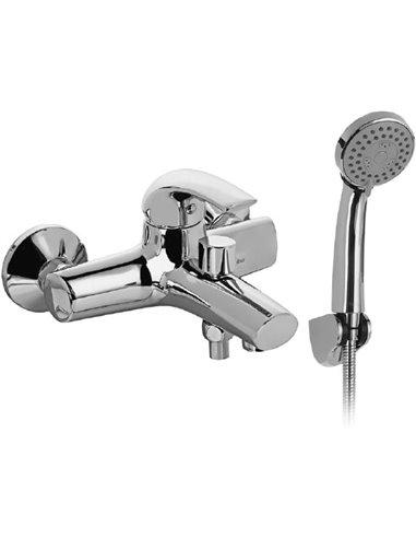 Raiber jaucējkrāns vannai ar dušu Zenta R9004 - 1