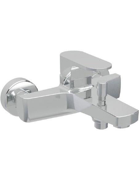Cezares jaucējkrāns vannai ar dušu Stella STELLA-VM-01-Cr - 1