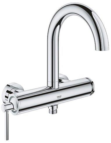 Grohe jaucējkrāns vannai ar dušu Atrio New 32652003 - 1