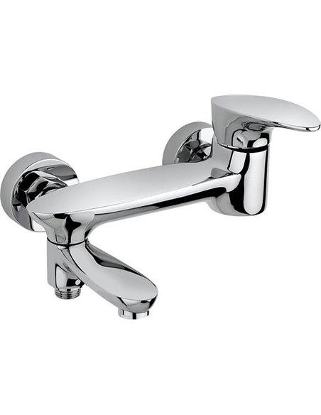 Paini jaucējkrāns vannai ar dušu Verona VRCR111KM - 1