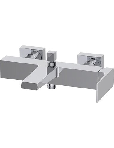 BelBagno jaucējkrāns vannai ar dušu Arlie ARL VASM CRM - 1