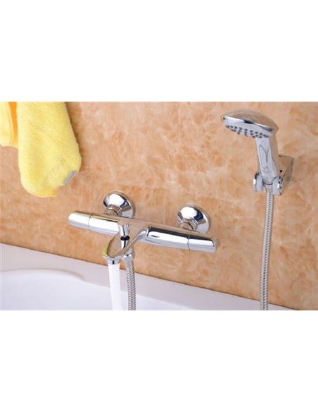 Iddis jaucējkrāns vannai ar dušu Funk FUNSB00i02 - 2