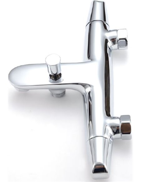 Iddis jaucējkrāns vannai ar dušu Funk FUNSB00i02 - 5