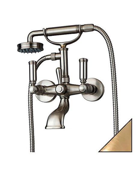 Bossini jaucējkrāns vannai ar dušu Liberty Z001103 BR - 1