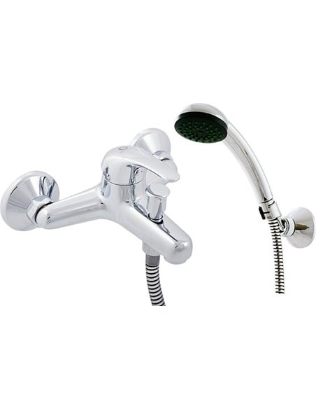 Rav Slezak jaucējkrāns vannai ar dušu Sazava - 1