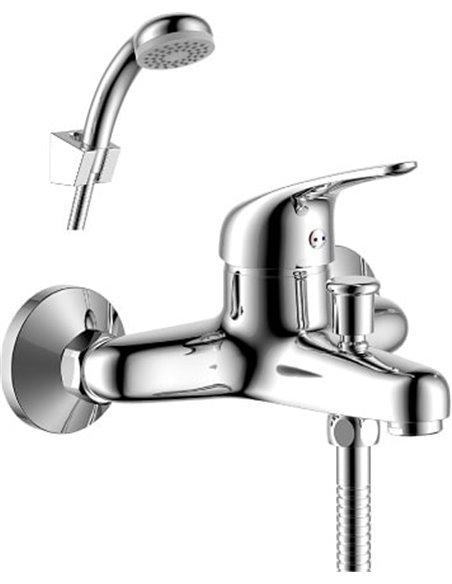 Rossinka jaucējkrāns vannai ar dušu Y Y40-31 - 1