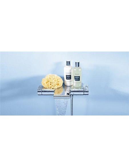Grohe termostata jaucējkrāns vannai ar dušu Grohtherm 2000 New 34464001 - 3