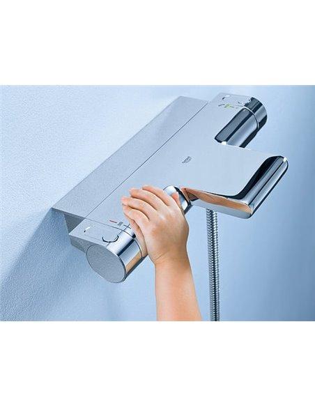 Grohe termostata jaucējkrāns vannai ar dušu Grohtherm 2000 New 34464001 - 4