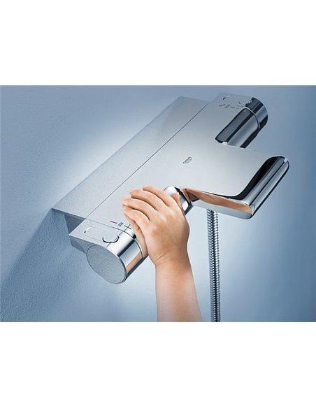 Grohe termostata jaucējkrāns vannai ar dušu Grohtherm 2000 New 34464001 - 5