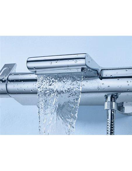 Grohe termostata jaucējkrāns vannai ar dušu Grohtherm 2000 New 34464001 - 6