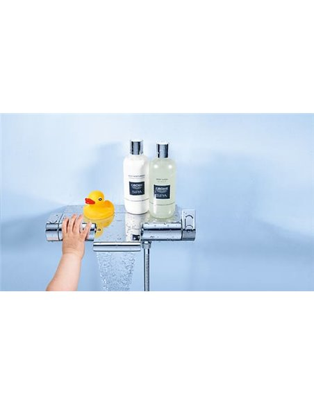Grohe termostata jaucējkrāns vannai ar dušu Grohtherm 2000 New 34464001 - 7