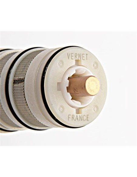 Wasserkraft termostata jaucējkrāns vannai ar dušu Berkel 4833 - 5