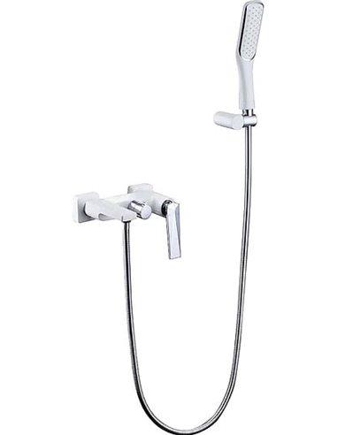 Boheme jaucējkrāns vannai ar dušu Venturo 373-W - 1