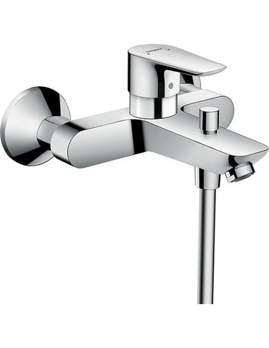 Hansgrohe jaucējkrāns vannai ar dušu Talis E 71740000 - 1