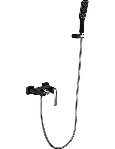 Boheme jaucējkrāns vannai ar dušu Venturo 373-B - 1