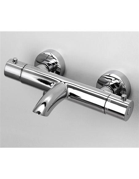 Wasserkraft termostata jaucējkrāns vannai ar dušu Berkel 4811 - 2