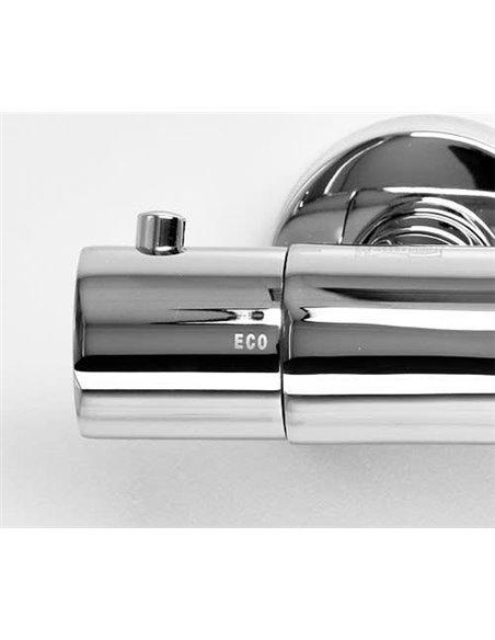 Wasserkraft termostata jaucējkrāns vannai ar dušu Berkel 4811 - 3