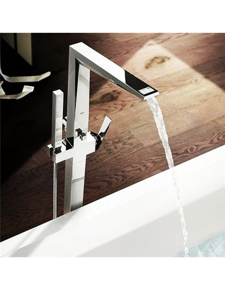 Grohe jaucējkrāns vannai ar dušu Allure Brilliant 23119000 - 3