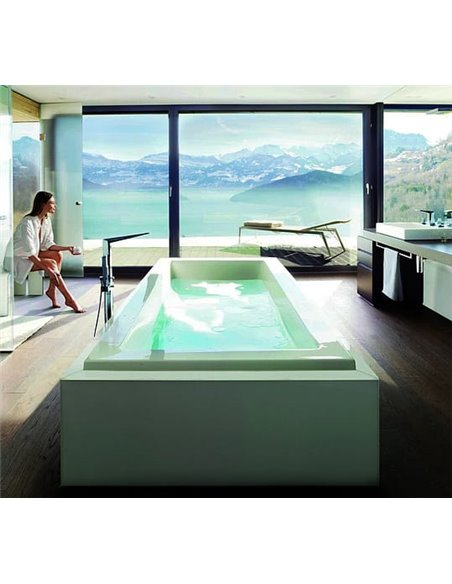 Grohe jaucējkrāns vannai ar dušu Allure Brilliant 23119000 - 4
