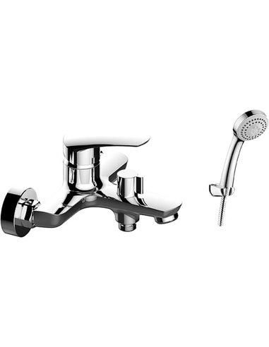 Elghansa jaucējkrāns vannai ar dušu Wieden New 2372909 - 1