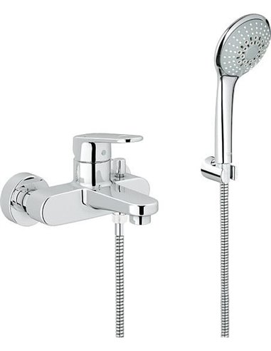 Grohe jaucējkrāns vannai ar dušu Europlus II 33547002 - 1