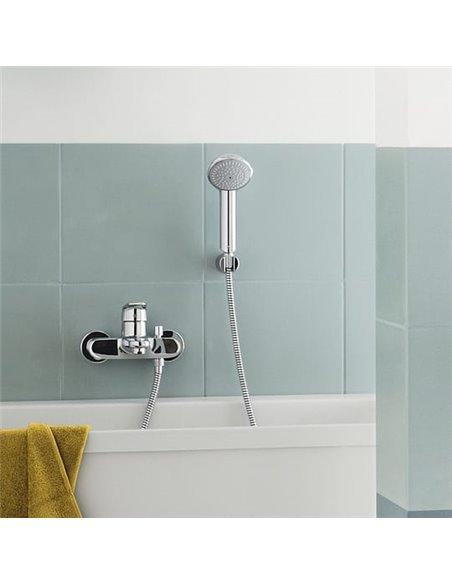 Grohe jaucējkrāns vannai ar dušu Europlus II 33547002 - 5