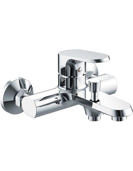 Bravat jaucējkrāns vannai ar dušu Pure F6105161C-01 - 1