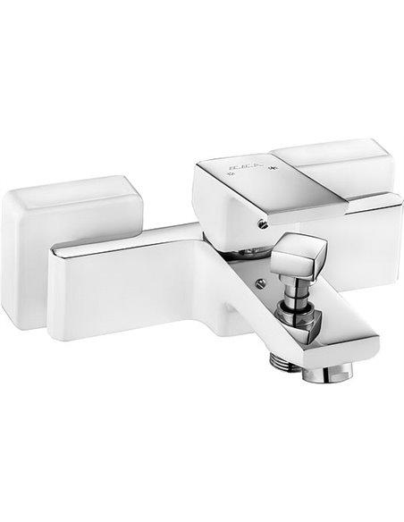 E.C.A. jaucējkrāns vannai ar dušu Tiera 104802469EX - 1