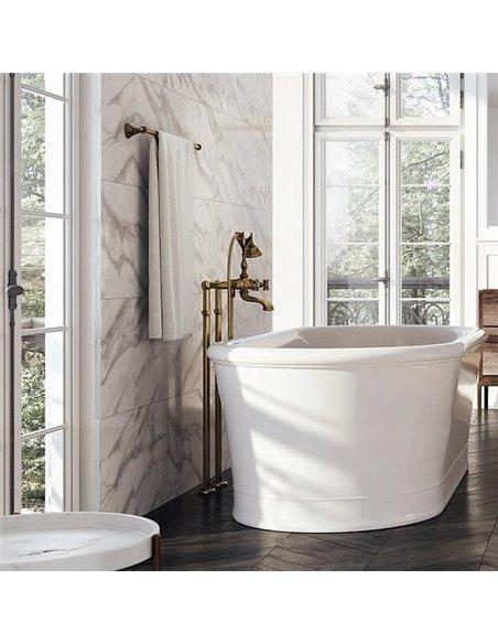 Webert jaucējkrāns vannai ar dušu Ottocento OT720801065 - 3