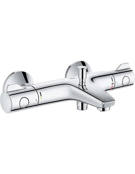 Grohe termostata jaucējkrāns vannai ar dušu Grohtherm 800 34564000 - 1